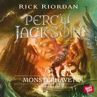 Ljudbok Monsterhavet av Rick Riordan