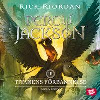 Ljudbok Titanens förbannelse av Rick Riordan