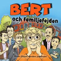 Ljudbok Bert och familjefejden av Anders Jacobsson