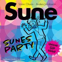 Ljudbok Sunes party av Anders Jacobsson
