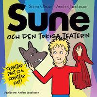 Ljudbok Sune och den tokiga teatern av Anders Jacobsson