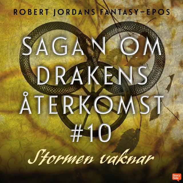 Stormen vaknar av Robert Jordan