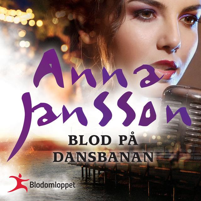 E-bok Blod på dansbanan av Anna Jansson