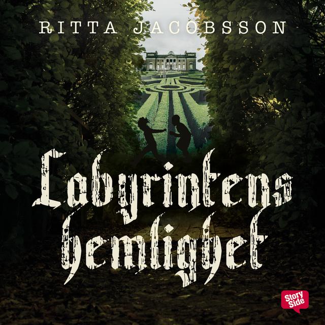 Labyrintens hemlighet av Ritta Jacobsson