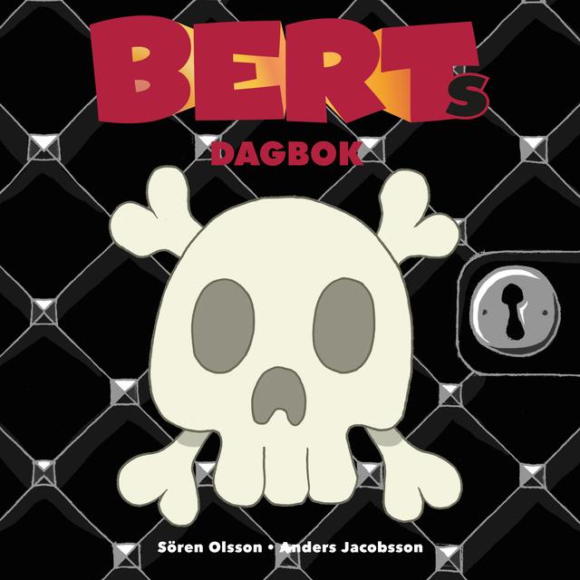 Ljudbok Berts dagbok 5 av Anders Jacobsson