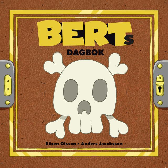 Ljudbok Berts dagbok 6 av Anders Jacobsson