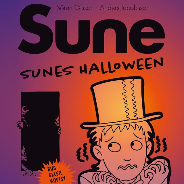 Sunes Halloween av Anders Jacobsson
