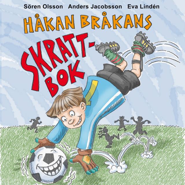 Ljudbok Håkan Bråkans skrattbok av Anders Jacobsson