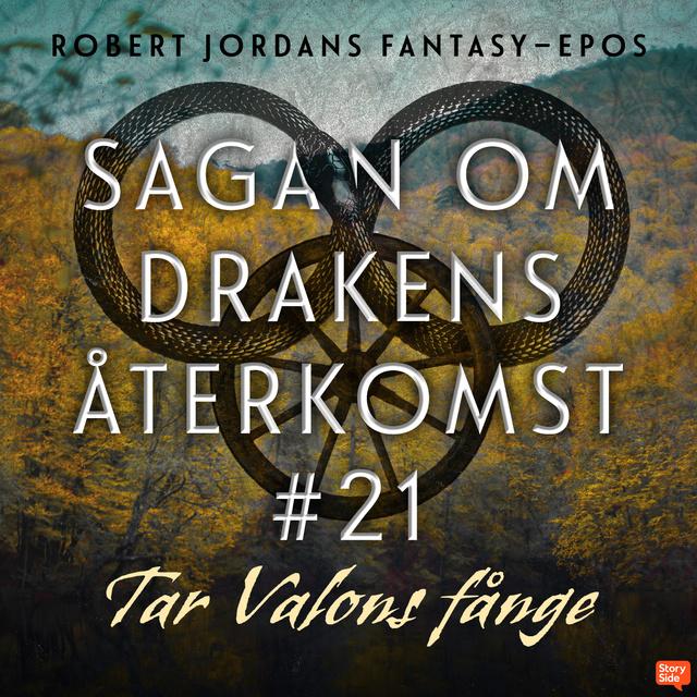 Tar Valons fånge av Robert Jordan