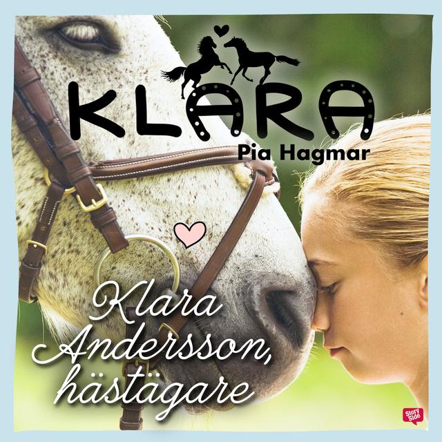 Klara Andersson, hästägare av Pia Hagmar