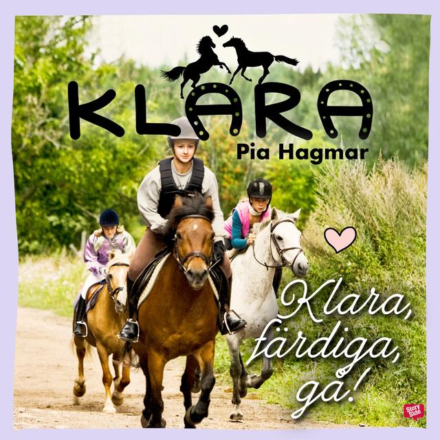 Klara färdiga gå av Pia Hagmar