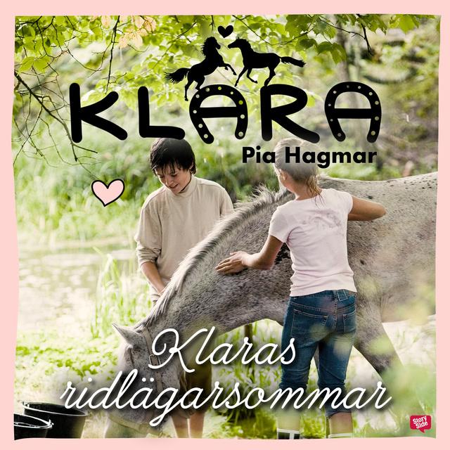 Klaras ridlägersommar av Pia Hagmar