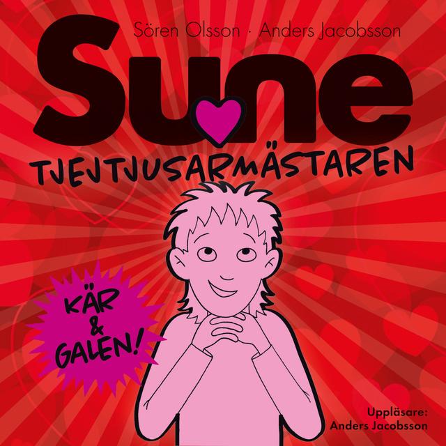 Ljudbok Tjejtjusarmästaren Sune av Anders Jacobsson