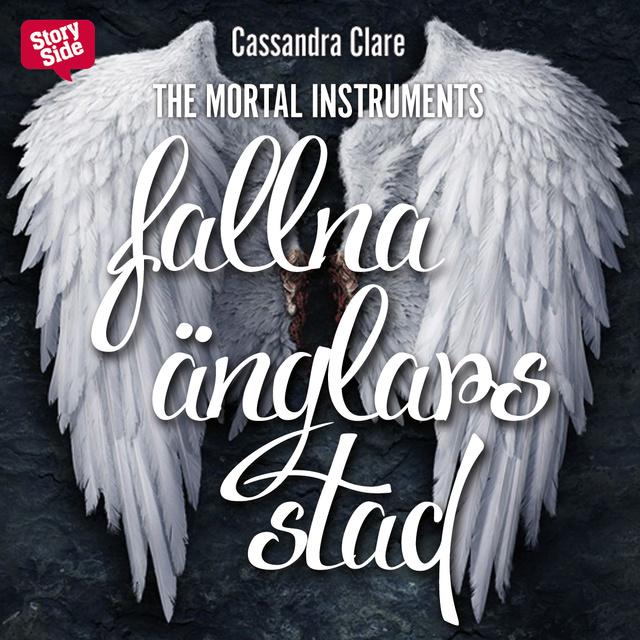 Fallna änglars stad av Cassandra Clare