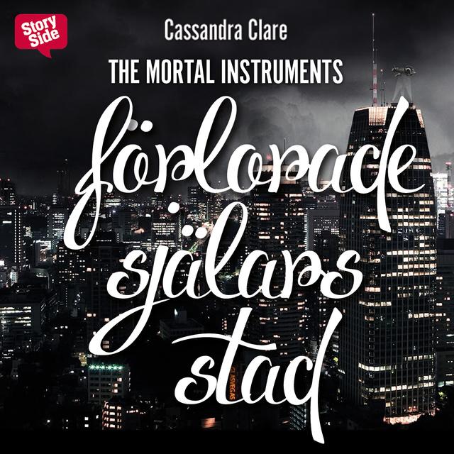 Förlorade själars stad av Cassandra Clare