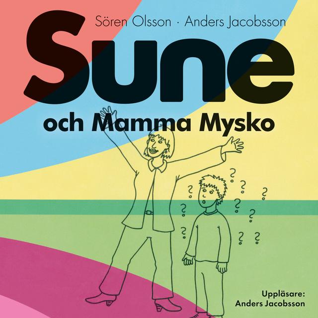 Ljudbok Sune och Mamma Mysko av Anders Jacobsson