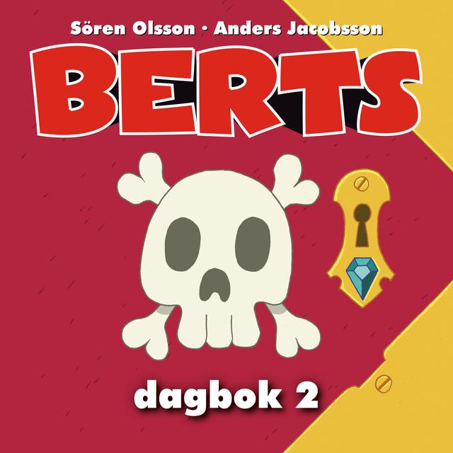 Ljudbok Berts dagbok 2 av Anders Jacobsson