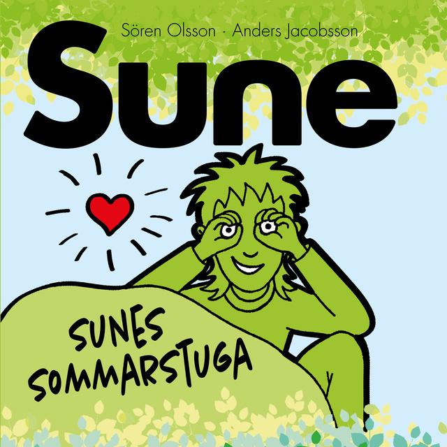 Ljudbok Sunes sommarstuga av Anders Jacobsson