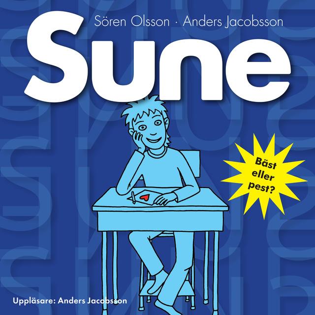 Ljudbok Sune av Anders Jacobsson