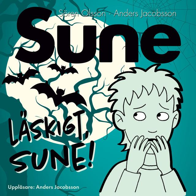 Ljudbok Läskigt Sune! av Anders Jacobsson