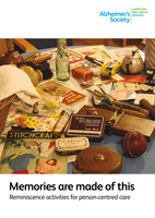 Memories are made of this - Alzheimer's Society,Julie Heathcote