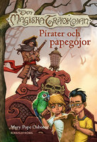 Pirater och papegojor - Mary Pope Osborne