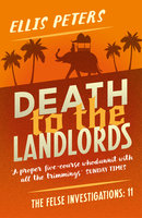Death to the Landlords - Ellis Peters