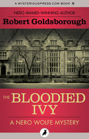 The Bloodied Ivy - Robert Goldsborough