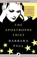 The Apostrophe Thief - Barbara Paul