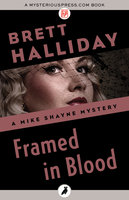 Framed in Blood - Brett Halliday