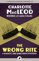 The Wrong Rite - Charlotte MacLeod
