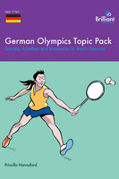 German Olympics Topic Pack - Priscilla Hannaford