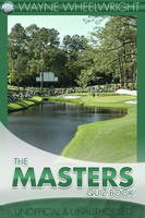 The Masters Quiz Book - Wayne Wheelwright