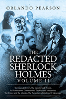 The Redacted Sherlock Holmes - Volume 2 - Orlando Pearson
